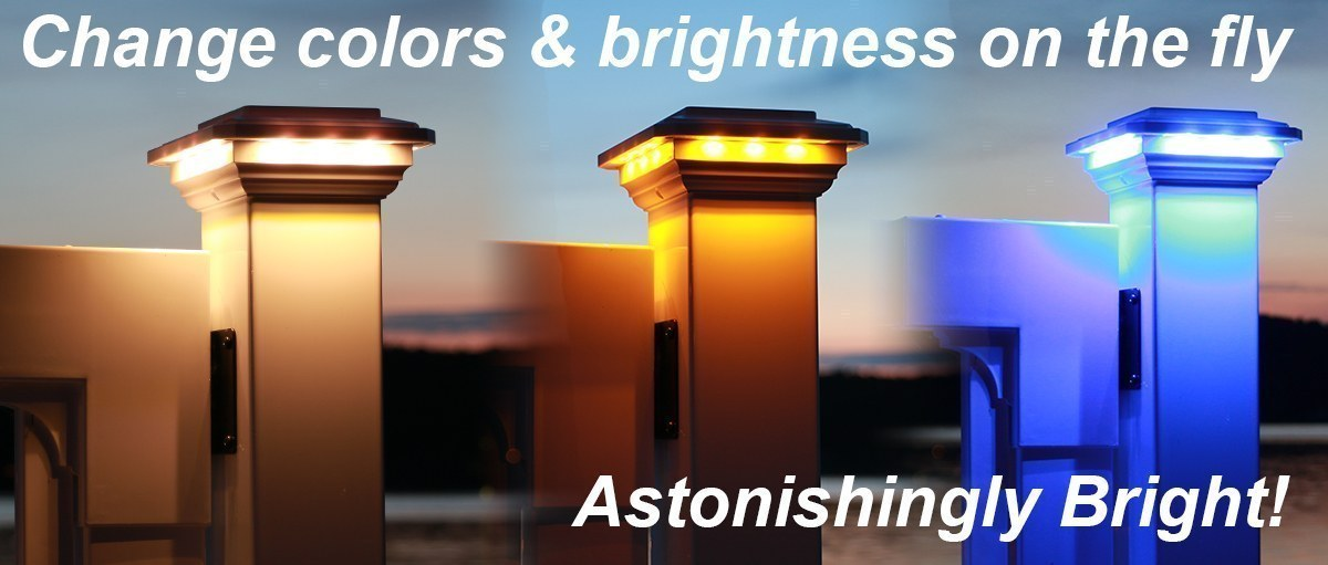 Ultra Bright Solar Lights