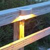 Railing - Solar Lights