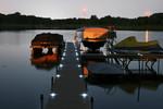 4pk Solar Dock Dots