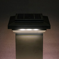 Fits Azek Brand Post Solar Post Cap Lights Ultra Bright