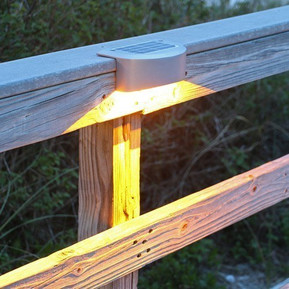 Solar Railing Light